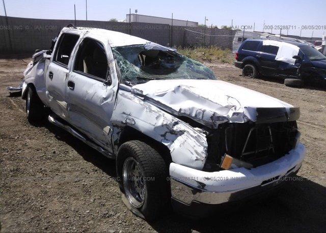Inventory #159672296 2007 Chevrolet SILVERADO