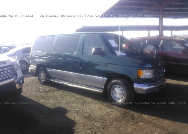 Inventory #933181487 1999 FORD ECONOLINE