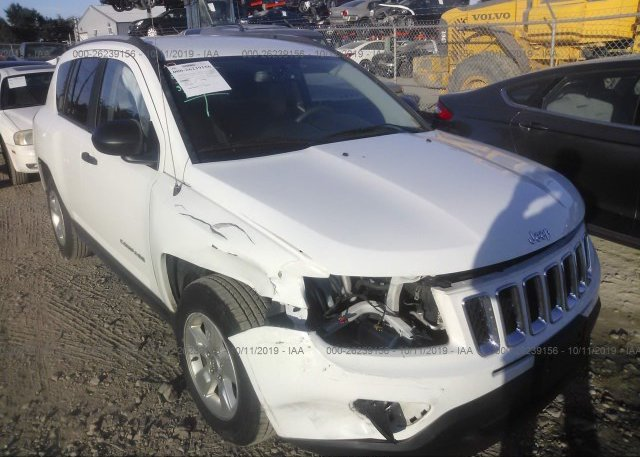 Inventory #869691618 2016 JEEP COMPASS