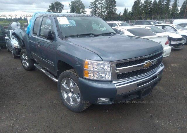 Inventory #496484243 2011 Chevrolet SILVERADO
