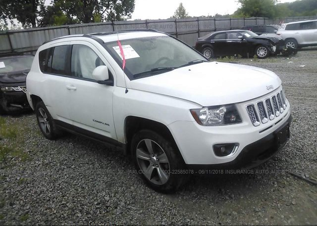 Inventory #712652322 2017 JEEP COMPASS