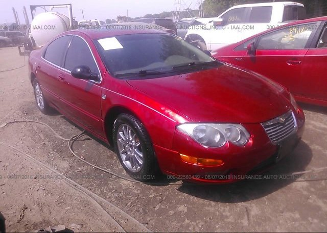 Inventory #858341272 2002 Chrysler 300M