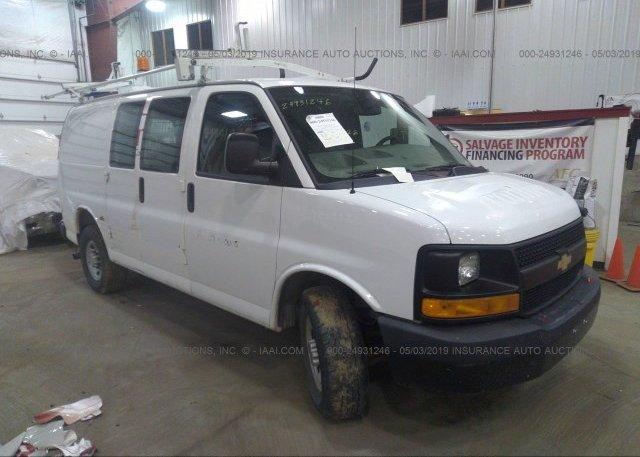 Inventory #540894629 2012 Chevrolet EXPRESS G2500