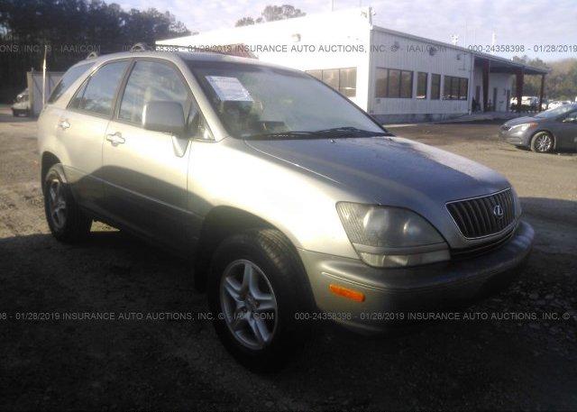 Inventory #414344224 2000 Lexus RX