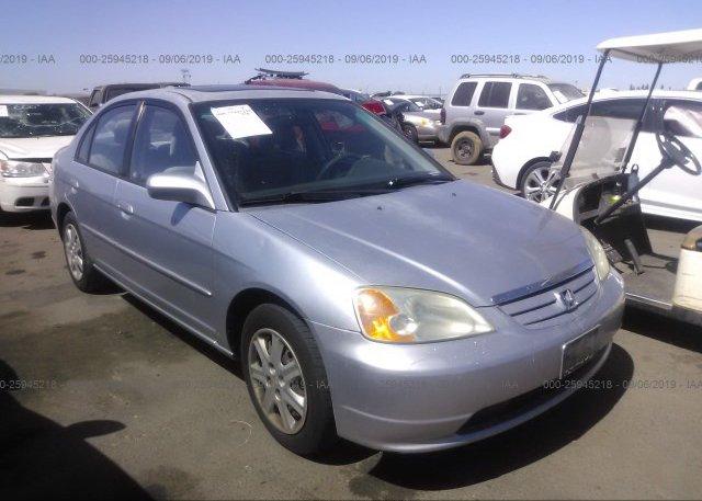Inventory #828389170 2003 Honda CIVIC