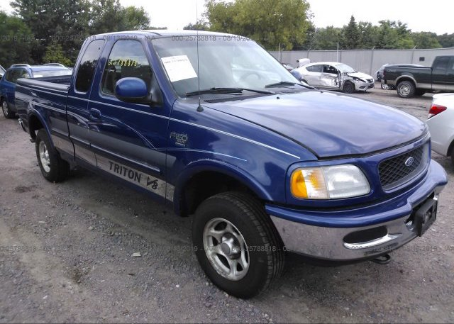 Inventory #388593483 1998 FORD F150