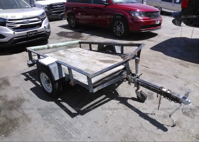 Inventory #420552956 2009 CARRY ON TRAILER
