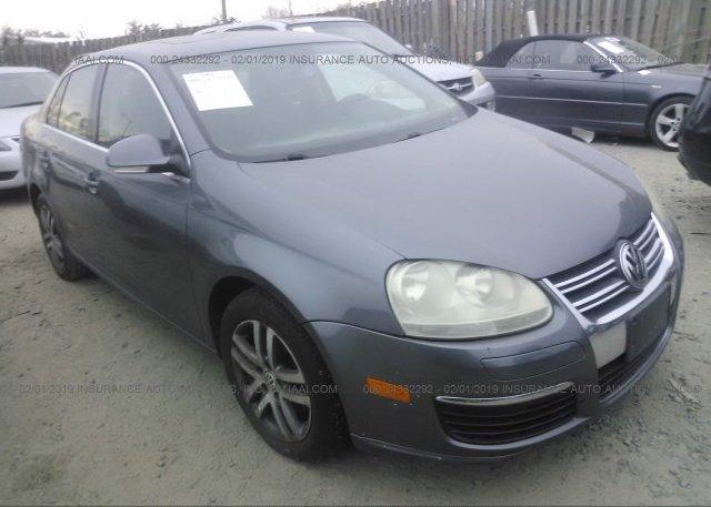 Inventory #738003075 2006 Volkswagen JETTA
