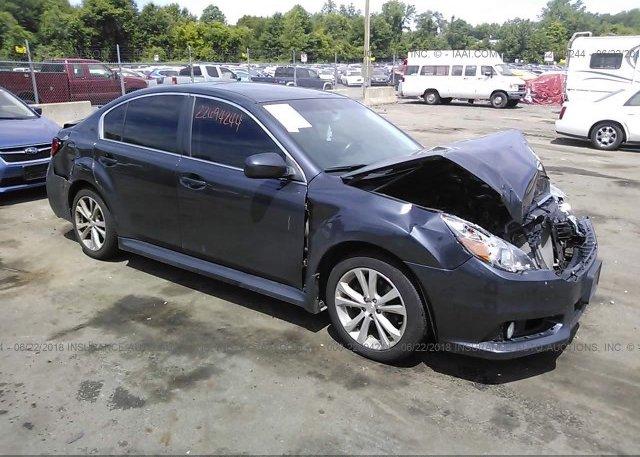 Inventory #618410552 2013 Subaru LEGACY