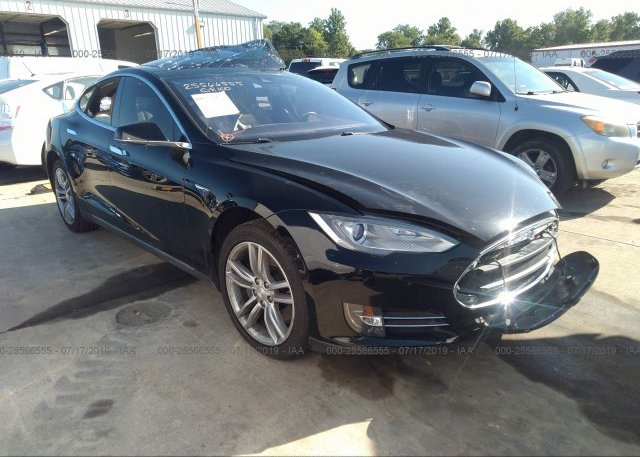 Inventory #625011027 2015 Tesla MODEL S