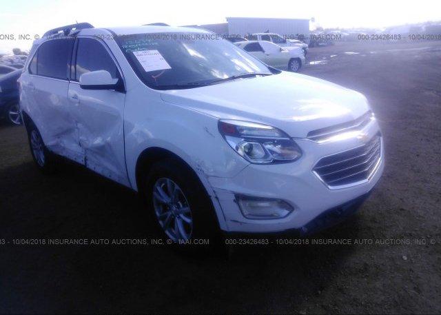 Inventory #475215807 2016 Chevrolet EQUINOX