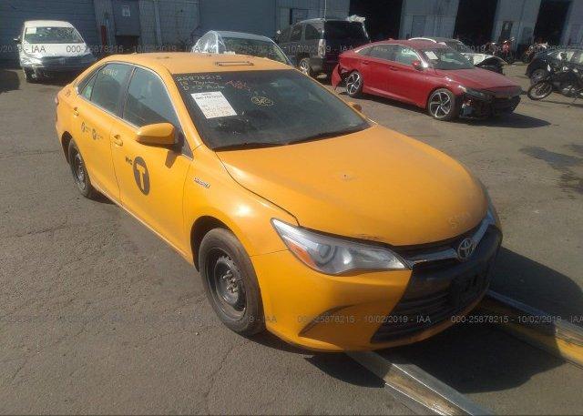 Inventory #624259940 2015 Toyota CAMRY
