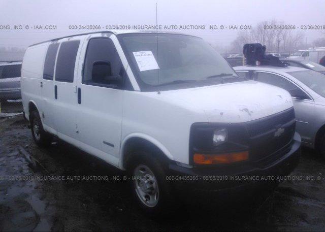 Inventory #950729886 2006 Chevrolet EXPRESS G2500