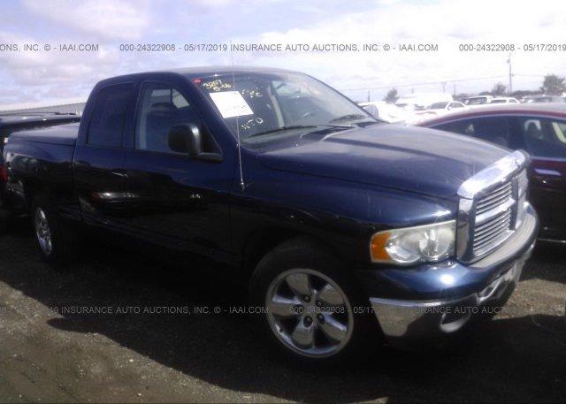 Inventory #180481536 2004 Dodge RAM 1500
