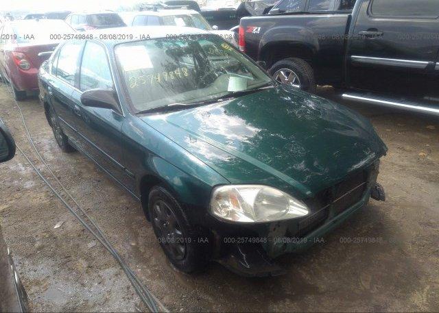 Inventory #203906939 2000 Honda CIVIC