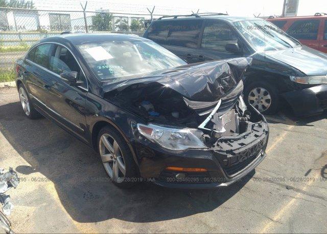 Inventory #704270028 2012 Volkswagen CC