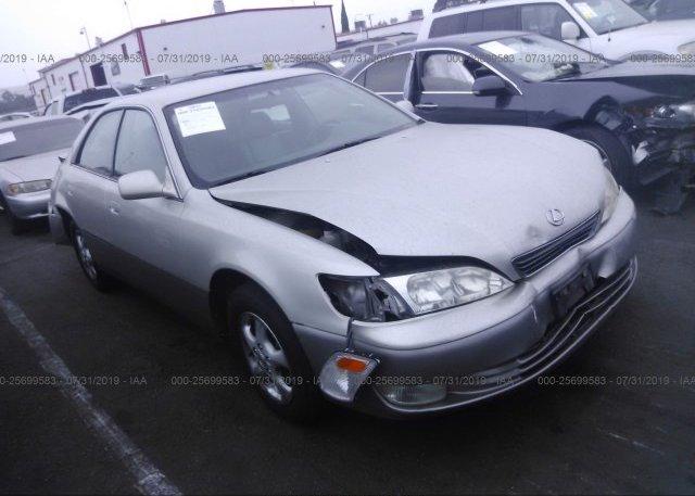 Inventory #543861453 1999 Lexus ES