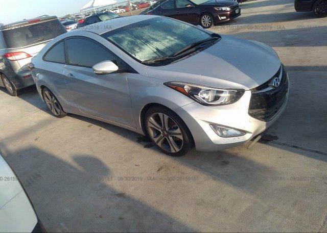 Inventory #384059356 2014 Hyundai ELANTRA COUPE