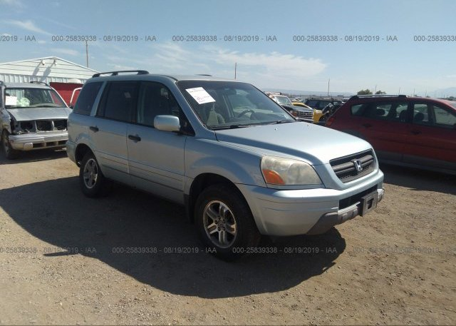 Inventory #979020803 2003 Honda PILOT
