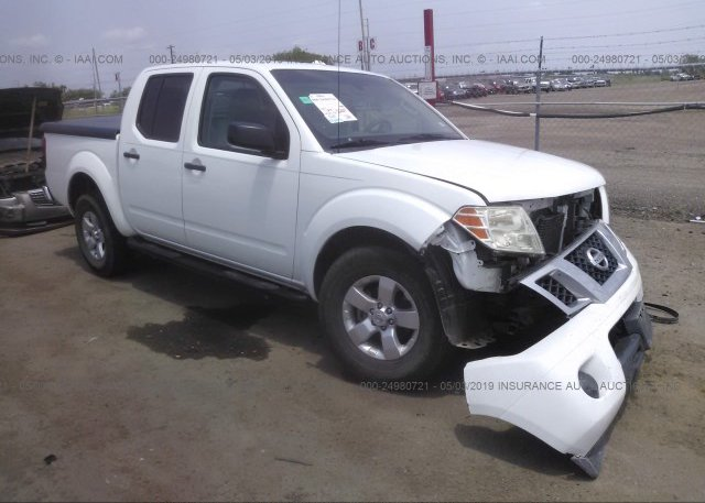 Inventory #870745293 2012 Nissan FRONTIER