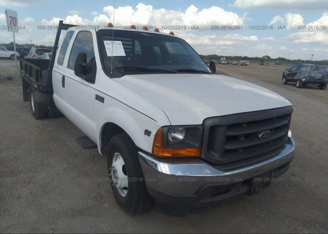 Inventory #135812342 1999 FORD F350