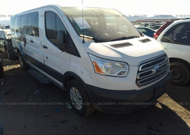 Inventory #324100346 2016 FORD TRANSIT