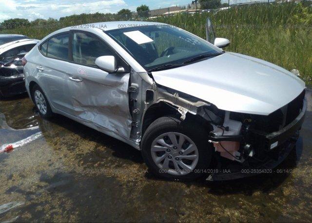 Inventory #184449071 2018 Hyundai ELANTRA