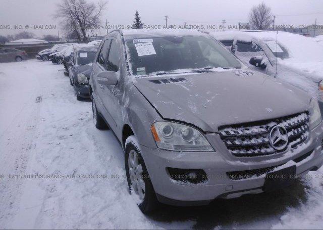 Inventory #973852942 2006 Mercedes-benz ML