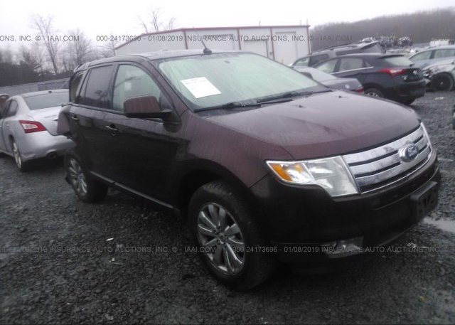 Inventory #643663925 2010 FORD EDGE