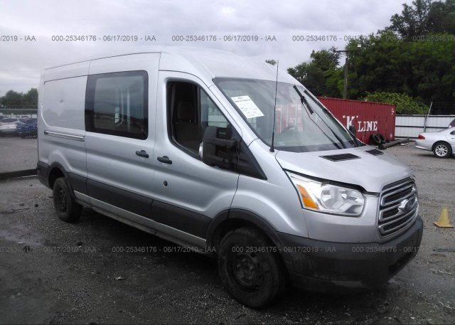 Inventory #852405061 2017 FORD TRANSIT