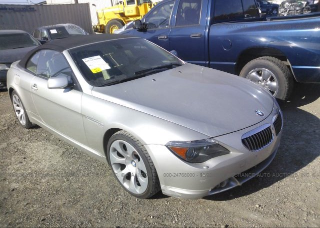 Inventory #697291623 2006 BMW 650