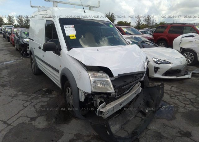 Inventory #858052342 2013 FORD TRANSIT CONNECT