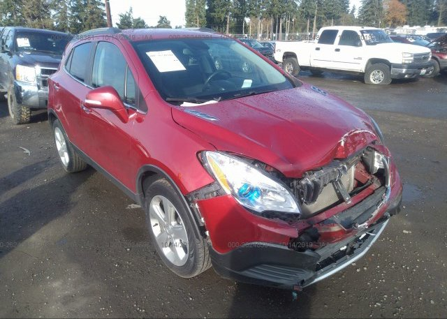 Inventory #175763867 2016 Buick ENCORE