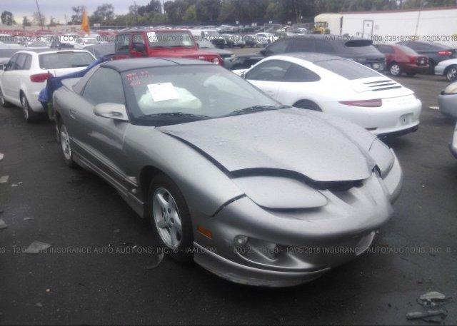Inventory #823864709 2001 Pontiac FIREBIRD