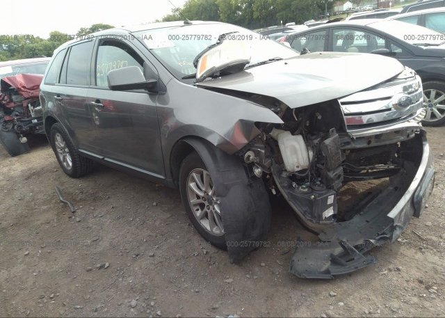 Inventory #298776211 2009 FORD EDGE