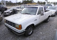 1989 FORD RANGER - 1FTCR10T8KUC01482 Right View