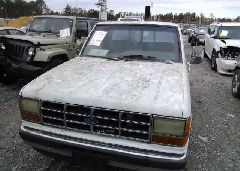 1989 FORD RANGER - 1FTCR10T8KUC01482 detail view