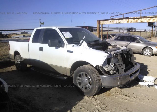 Inventory #125186896 2007 FORD F150