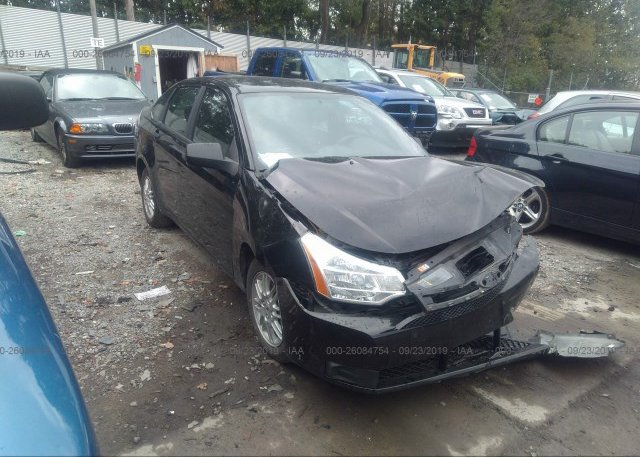 Inventory #588502580 2010 FORD FOCUS