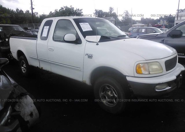 Inventory #855616617 1998 FORD F150