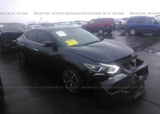 Inventory #635968029 2016 Nissan MAXIMA