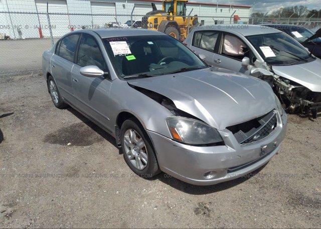 Inventory #450165583 2005 Nissan ALTIMA