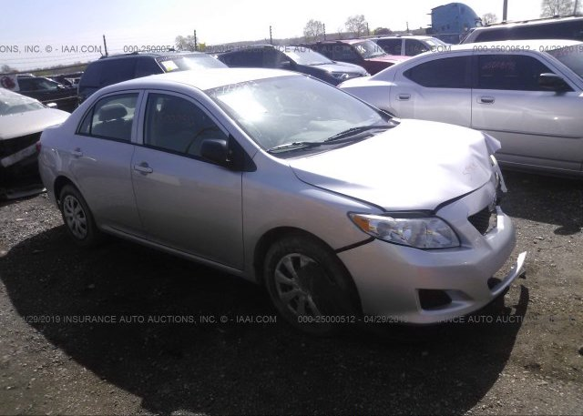 Inventory #356549907 2010 Toyota COROLLA