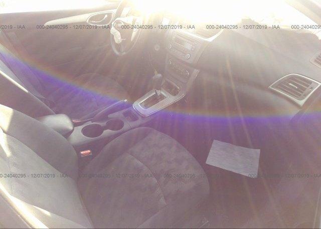 пригнать из сша 2013 Nissan SENTRA 3N1AB7AP5DL677608