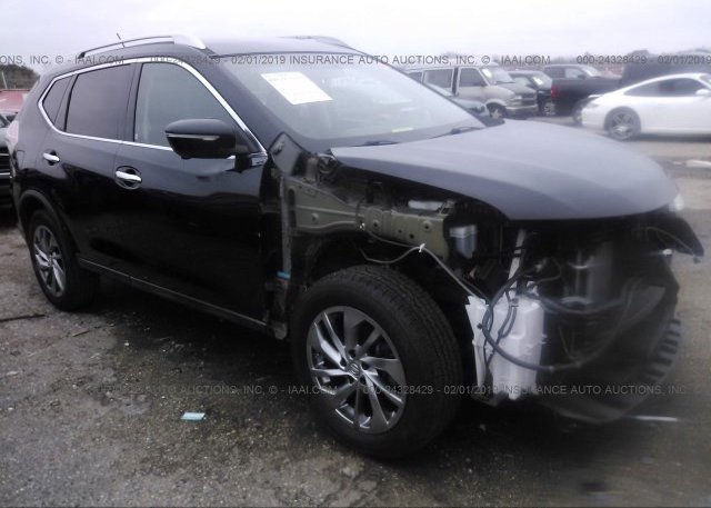Inventory #832977126 2015 Nissan ROGUE