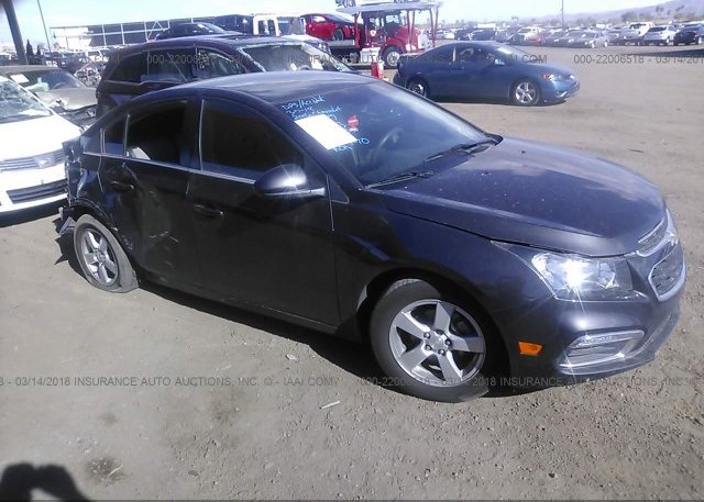 Inventory #105676366 2016 Chevrolet CRUZE LIMITED