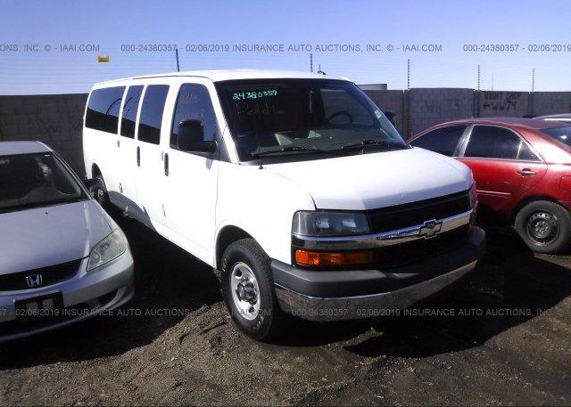 Inventory #576711726 2015 Chevrolet EXPRESS G3500
