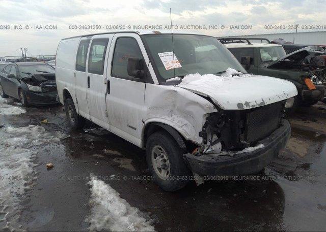 Inventory #847130199 2005 Chevrolet EXPRESS G2500