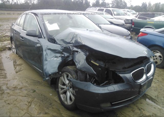 Inventory #413030808 2010 BMW 535