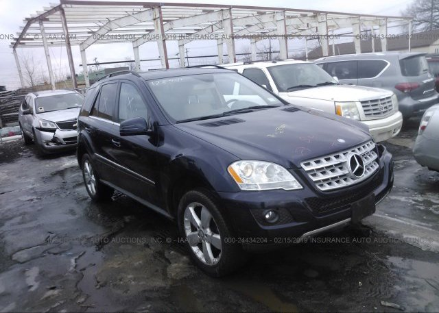 Inventory #673454898 2011 Mercedes-benz ML